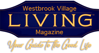 Westbrook Village Living Magazine Logo